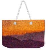 City - Arizona - Rolling Hills Weekender Tote Bag