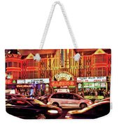 City - Vegas - O'sheas Casino Weekender Tote Bag