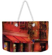 City - Vegas - The Pizza Joint Weekender Tote Bag