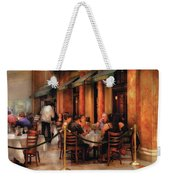 City - Venetian - Dining At The Palazzo Weekender Tote Bag