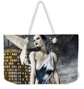 City Angel -2 Weekender Tote Bag