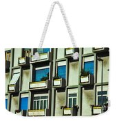 City Balconies Weekender Tote Bag