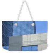 City Blues Weekender Tote Bag