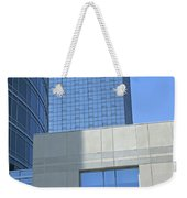 City Blues Weekender Tote Bag