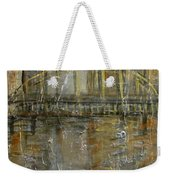 City Bridge Weekender Tote Bag