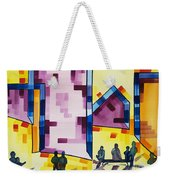 City Center  Weekender Tote Bag