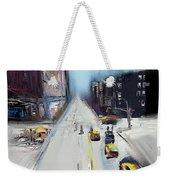 City Contrast Weekender Tote Bag