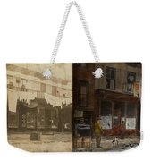 City - Elegant Apartments - 1912 - Side By Side Weekender Tote Bag