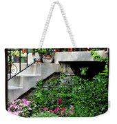 City Garden Weekender Tote Bag