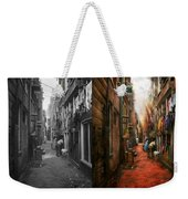 City - Germany - Alley - The Other Half 1904 - Side By Side Weekender Tote Bag