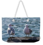 City Gulls Weekender Tote Bag