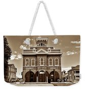 City Hall And Fire Department S Weekender Tote Bag