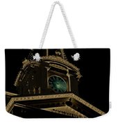City Hall Weekender Tote Bag