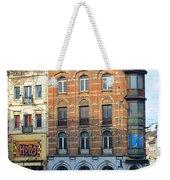 City Hustle Weekender Tote Bag
