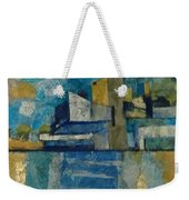 City In Harmony Weekender Tote Bag
