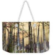 City In Trees Weekender Tote Bag