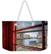 City Jewel Weekender Tote Bag
