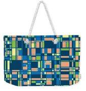 City Life Series No. 2 Weekender Tote Bag