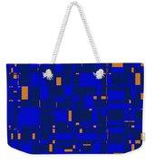 City Life Series No. 6 Weekender Tote Bag