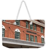 City Market Weekender Tote Bag