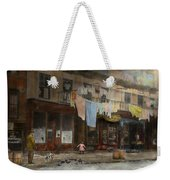 City - Ny - Elegant Apartments - 1912 Weekender Tote Bag