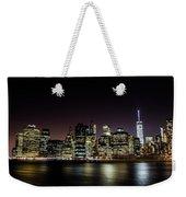 City Of Blinding Light Weekender Tote Bag