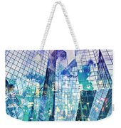City Of Glass Weekender Tote Bag