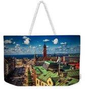 City Of Helsingborg Weekender Tote Bag