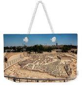 City Of King David Weekender Tote Bag