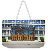 City Of Ljubljana Parliament Building View Weekender Tote Bag