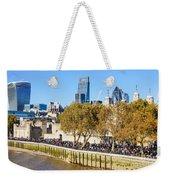 City Of London 14 Weekender Tote Bag