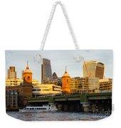 City Of London 5 Weekender Tote Bag