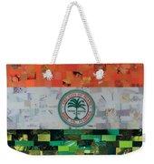 City Of Miami Flag Weekender Tote Bag