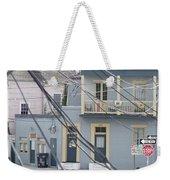 City Of N'awlins Weekender Tote Bag