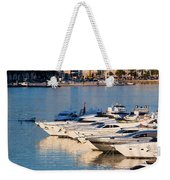 City Of Split In Croatia Weekender Tote Bag
