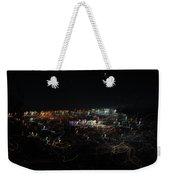 City Of Stars Weekender Tote Bag