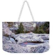 City Of The Rocks Weekender Tote Bag