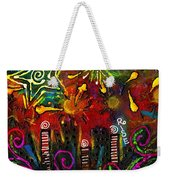 City On The Rocks Weekender Tote Bag