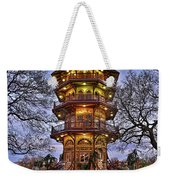 City Park Pagoda Weekender Tote Bag