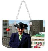 City Pirate Weekender Tote Bag