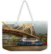 City - Pittsburg Pa - Great Memories Weekender Tote Bag