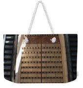 City Place Stairs Weekender Tote Bag