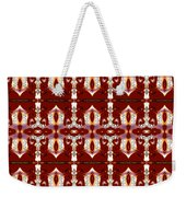 City Red Weekender Tote Bag