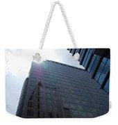 City Sky Weekender Tote Bag