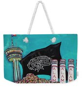 City Spirit Weekender Tote Bag