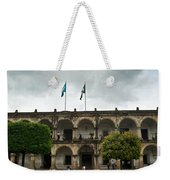 City Square Antigua Guatemala Weekender Tote Bag