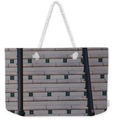 City Stairs Weekender Tote Bag