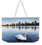 City Swan Weekender Tote Bag