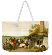 City Travellers Being Offered Fruit Weekender Tote Bag