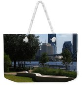 City Way Weekender Tote Bag